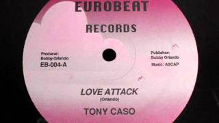 Tony Caso - Love Attack