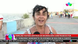 Multinoticias | Conmemoran 409 aniversario de la peregrinación tras erupción del volcán Momotombo