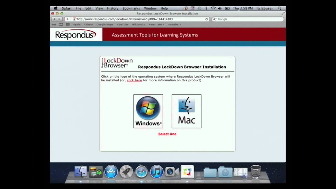 How To Download Respondus Lockdown Browser On Macbook Air