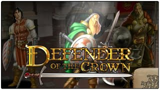 Wolfric der wilde [#1]: DEFENDER OF THE CROWN: HEROES LIVE FOREVER | Let