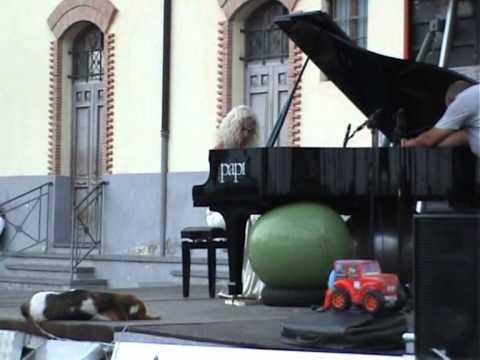 L'Alba con Alessandra Celletti