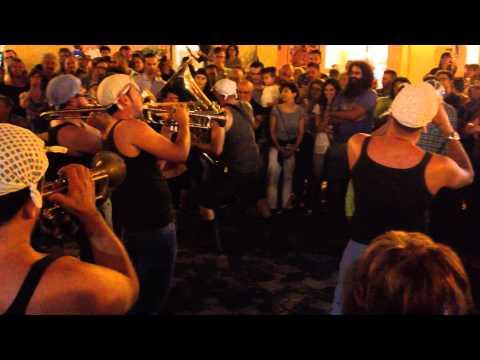 musicanti di san crispino a Piadiniamo 27 lug 2014 IMG 5354