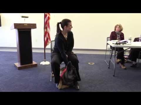 Abigail Wolcott Ellsworth Chapter DAR presents: Fidelco Guide Dog Foundation