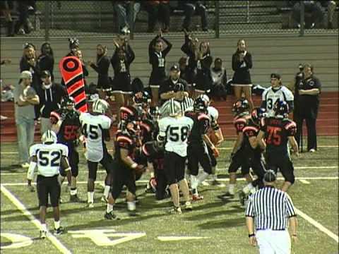 Andrew Crawford senior year football highlights #20