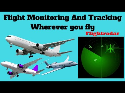 Real-time Flight Monitoring And Tracking Wherever You Fly | Flightradar24.com - Live Flight Tracker|
