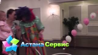 Шоу мыльных пузырей Детский Праздник Астана Шоу