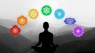 Quick 7 Chakra Cleansing | 3 Minutes Per Chakra | Seed Mantra Chanting Meditation | Root to Crown