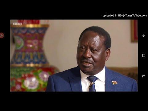BBC HardTalk: Raila Odinga on His next Move after Swearing-in