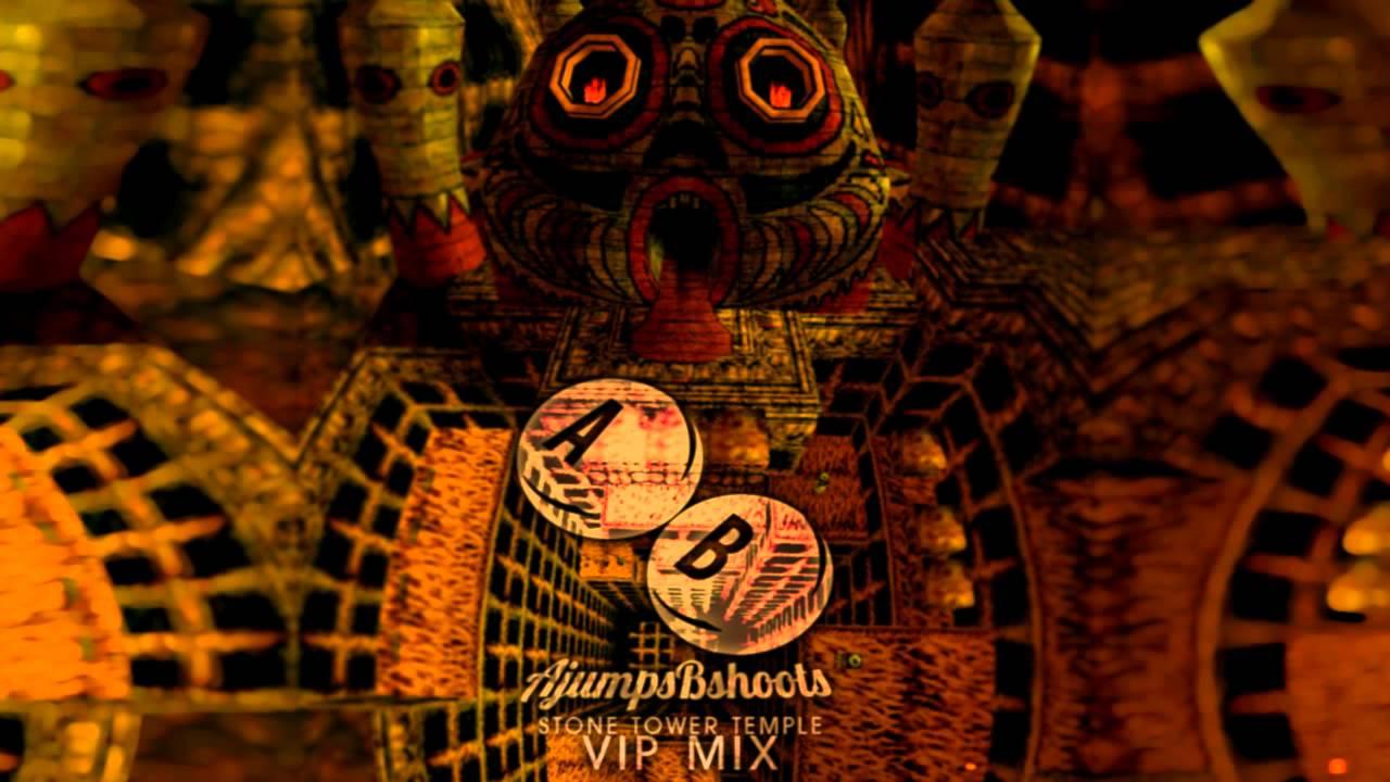 AjumpsBshoots - Stone Tower Temple VIP MIX (Majora's Mask ...