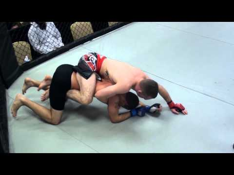 Anthony Gonzalez vs. Justin Nelsen - Art Of War Fighting Championships 9