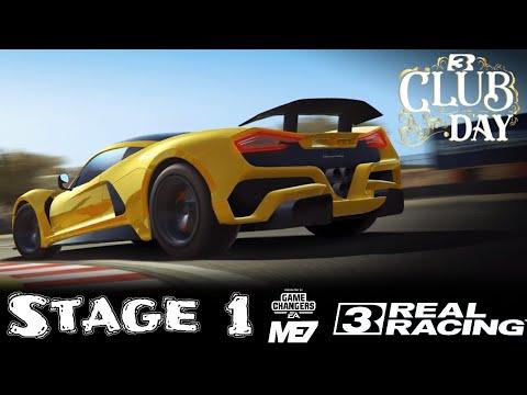 Club Day – Venom F5 – Stage 1