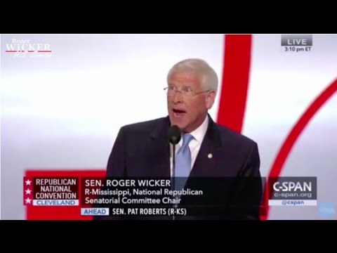 We will succeed in November l Roger Wicker For Senate