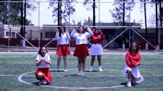 "Pink Soul Dance Cover ""Rookie - Red Velvet"""