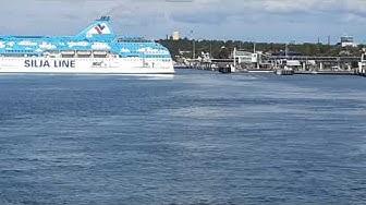 Silja Line turku-tukholma 9.9.2018