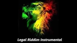 Legal Riddim Instrumental (Renaissance Records) October 2012 Version Riddim Dub Instrumental