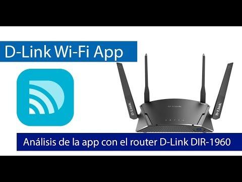 D-Link Wi-Fi: Review de esta app para gestionar equipos D-Link