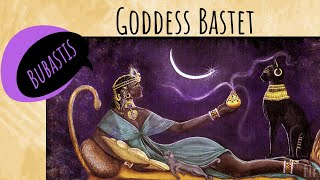 Goddess Lesson Bast