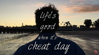 Life's Good When It's CHEAT DAY (SPECIAL GIVEAWAY!!!)