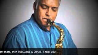 Tum Bhi Chalo Hum Bhi Chalen | Kishore Kumar | Saxophone Instrumental | Stanley Samuel