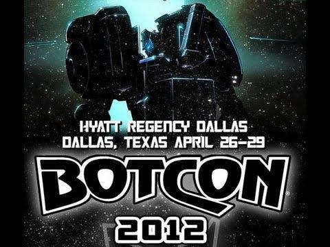 Botcon 2012 Live Podcast Show & Pre-The Avengers Special!