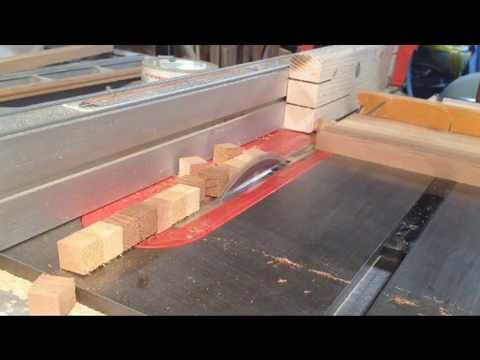 Quick table saw tips and tricks (woodworking tips)