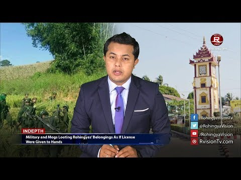 Rohingya Daily News 15 November 2017