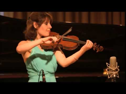 Irina Muresanu performs Kreisler - Recitativo and Scherzo, Op. 6