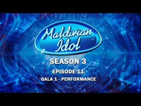 Maldivian Idol S3E11 | Full Episode
