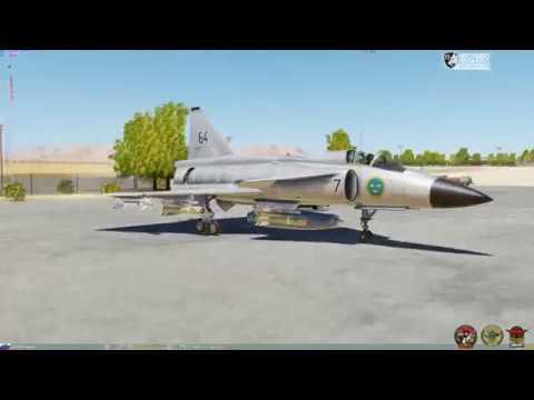 DCS: AJS-37 Viggen Vs Patriot [RB-75T] [Nevada] [2RGT - GRUPPO VOLO ITALIANO]