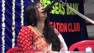Ami jar nupurer chanda - Swagatalakshmi Dasgupta ::Tabla-Paritosh Nandy