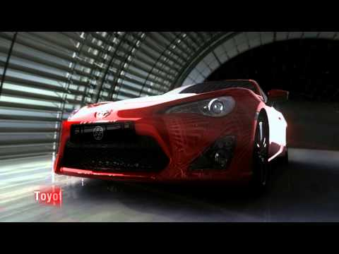 Toyota 86 - Design