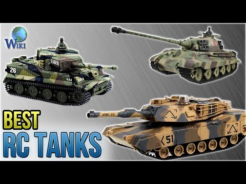 Top 10 RC Tanks of 2019 | Video Review