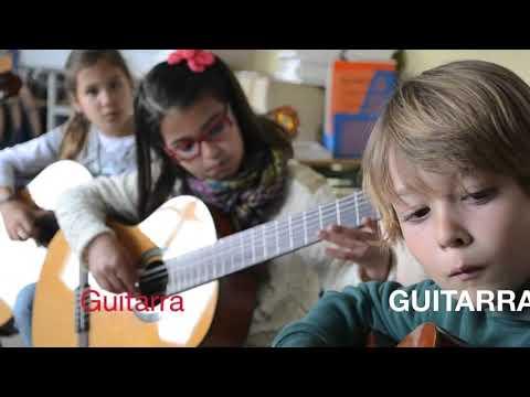 Video promocional Conservatorio de San Fernando