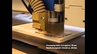 3A COMPOSITES GMBH - Lasercutting