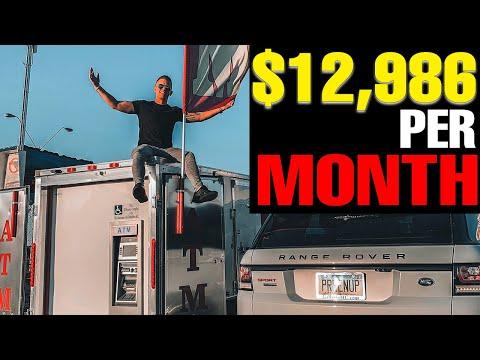Passive Income: How I Make $12,986 A Month
