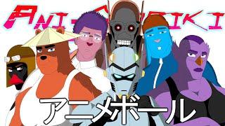Ани-Шарики: 1 серия Киберпунк! (Смешарики в аниме)