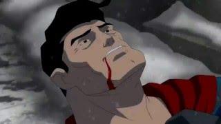 Бэтмен против Супермена (Мульт + Кино)