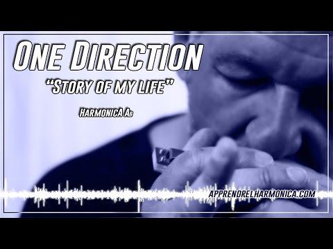 One Direction - Story Of My Life - Harmonica Ab - Paul Lassey