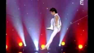 Потрясающая акробатика
