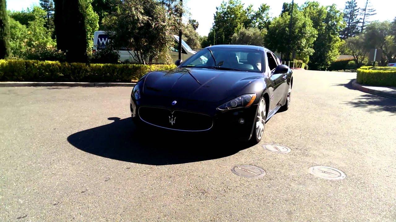 50 Cent showing off Maserati - YouTube