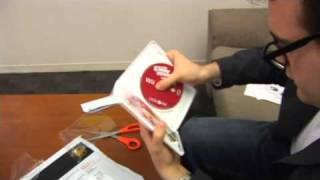 Busy Scissors Unboxing Featurette