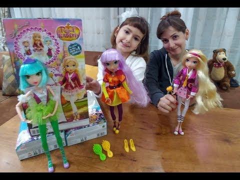 REGAL ACADEMY BEBEKLER, ASTORİA, JOY, ROSE, toys unboxing, oyuncaklar
