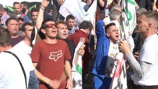 Agricultores continúan sus protestas en varias regiones del país