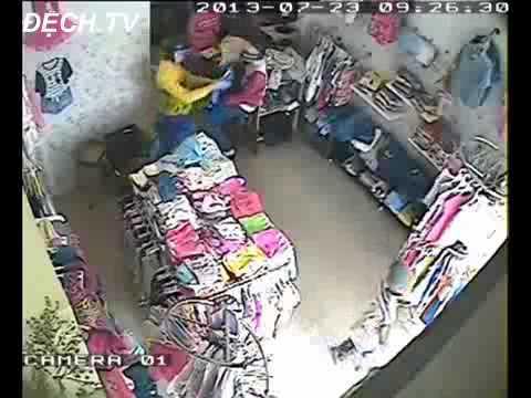 Camera quay trộm