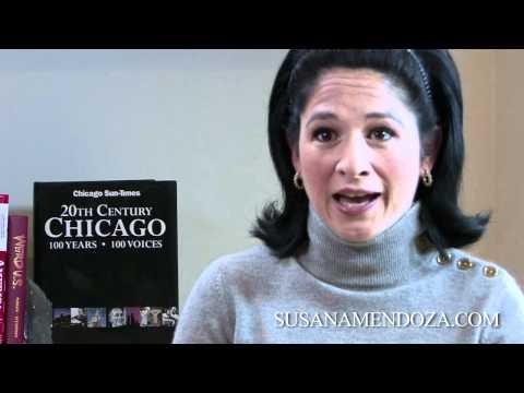 Meet Susana Mendoza - Chicago City Clerk Candidate