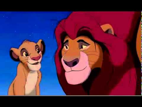 Mufasa Tells Simba About The Great Kings Of The Past