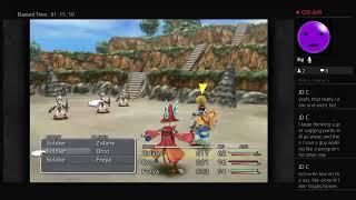 Lets Play Final Fantasy IX Remaster part 8: Gargan Roo pt 2