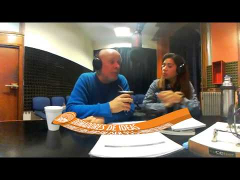 Domadores de Ideas con Mario Portugal en Radio ISER
