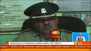 ISIOLO ALLIENS: Wafungwa 80 raia wa Ethiopia wamesusia chakula katika Gereza la Isiolo