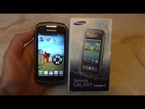 Samsung Galaxy xCover 2. Убойный Водостойкий Смартфон / от Арстайл /
